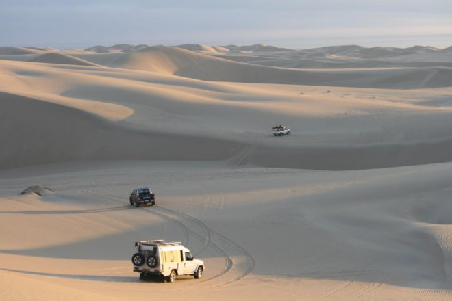 Car Hire in Namibia