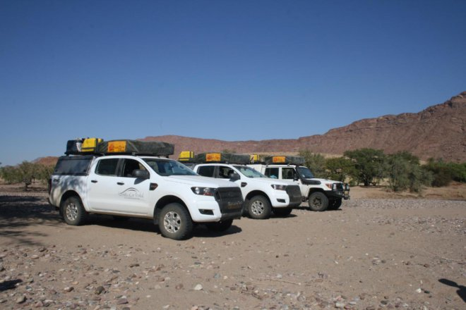 Bakkie Hire Namibia