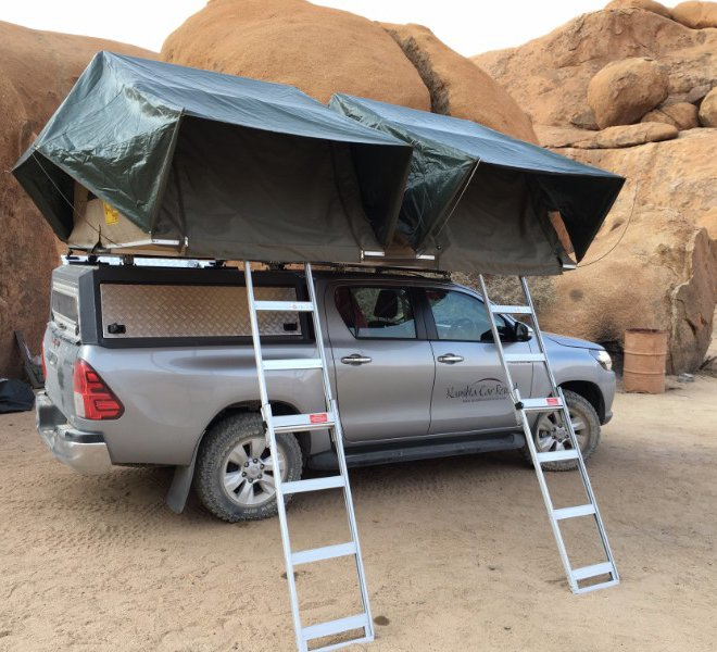 Vehicle and Camping Hire Namibia