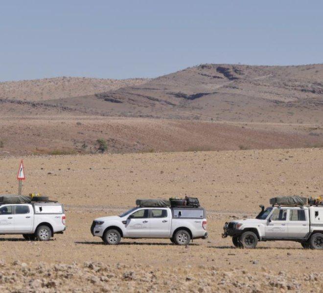 Namibian Car Rental