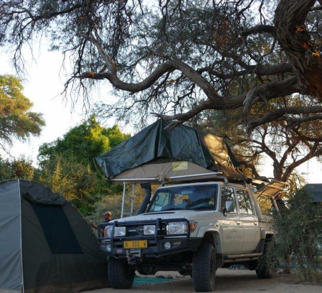 Namibian Car Hire