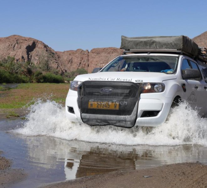 Namibian Car Hire
