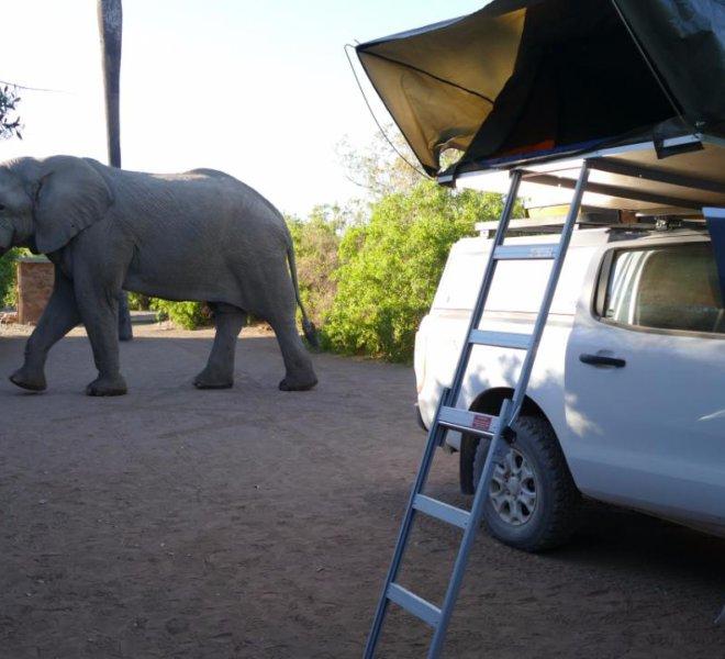 Camping Hire Namibia